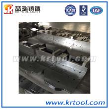 China Peças fazendo à máquina personalizadas do CNC da elevada precisão do fabricante
