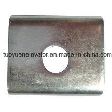 Clip de rail latéral utilisé pour ascenseur ou ascenseur