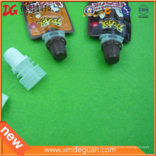 8mm Sucing Jelly Drinking Stand Up Pouch boca de plástico