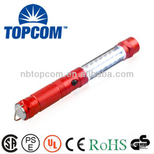 16+8+1 red laser led for working magnet flashlight