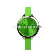 Mulheres relógios pulseira de couro de quartzo de luxo relógios meninas relógio de pulso relogio feminino