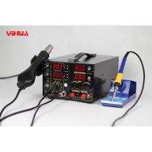 Digital Temperature Control 3 In 1 Soldering Station With 3