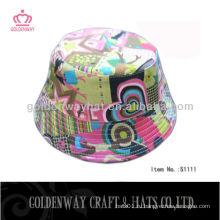Детская ведро шляпа