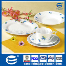 20pcs classic design fine bone China dinner set