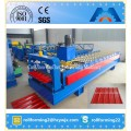 CE&ISO HC30 Trapezoidal Metal Roof Panel Roll Forming Machine For Sale