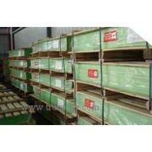 Plaque en alliage d'aluminium / feuille N007