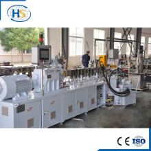Filing Masterbatch Extrusion Machine Tse-75b with High Capacity
