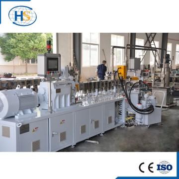 PP PE HDPE Granulierender Plastik-Doppelschneckenextruder