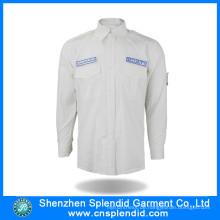 Custom Made Bekleidungshersteller White Airline Pilot Uniform