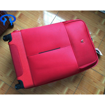 EVA + ABS universel roue valise traction tige boîte