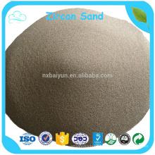 Échantillon gratuit Zircon Sand prix