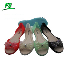 latest lady flat sandals design