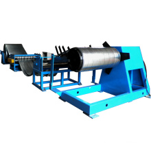 Competitive manufacturer needed decoiler and recoiler simple automatic steel sheet slitting machine for steel plate