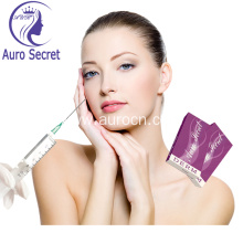 Injectable Hyaluronic Acid skin filler