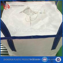 Sacs d'alimentation des animaux de la catégorie comestible 500kg, sac jumbo plat supérieur ouvert par UV traité par UV