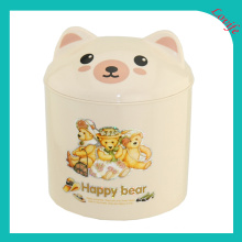 Fashion Cartoon Design Cute Top Tissue Boxes (FF-5016-3)