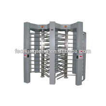Full height cross turnstile
