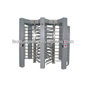 Full height cross turnstile