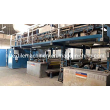 Used Benninger Sizing Machine with Warping Machine Yom 2007 280cm 35 Warp Beams with All Accessories