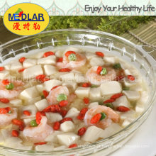 Medlar saudável frutas secas Goji