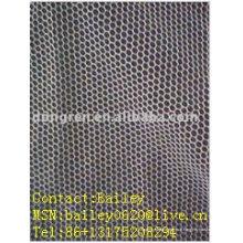 Tissu en maille polyester