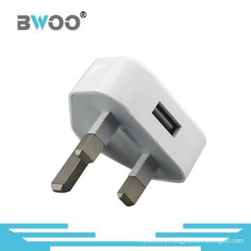 Factory Universal USB UK Travel Charger with High Quality