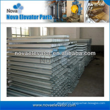Elevator Hollow Guide Rail for Passenger Elevators