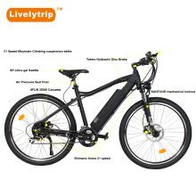2018 Nouveau Made in China E Vélo électrique de vélo de montagne