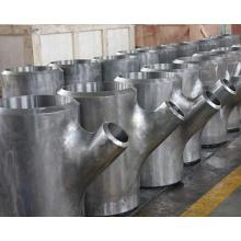 Nicht Standard T-Stück ASTM A403 A105 AISI B16.9 A694