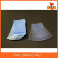 High quality customized design film blue PVC shrink bag for cosmetic