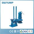 Elektrische Abwasserpumpe mit drei Phasen