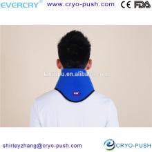 Abrigo con cuello y hombros con calefacción
