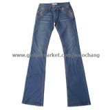 Fashion Womens Blue Jeans
