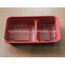 Eco-friendly PVC lamination PE packaging film for disposable lunchbox