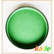 Зеленый и черный поднос кубика
