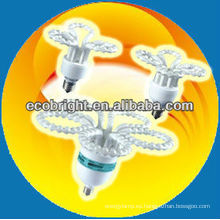 energía ahorro lámpara 5U Blossom17mm 8000H CE calidad