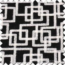 55% Polyester 45% Tissu en laine en laine pour vêtement