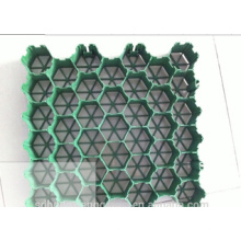 Plastique Paver Grid / Plastic Drainage et Green Black Grass Grid Sheet Mold / Grass Grid Mould
