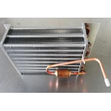 Intercambiador de calor para máquina de helados.