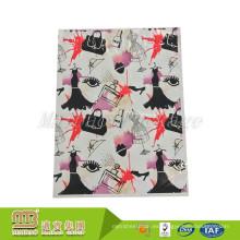 "Opaco Custom Logo Beautiful Design 10 ""X 13"" Plastic Courier Bag Polybag para la camisa"