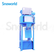 Machine d'emballage de glace semi-automatique Snoworld