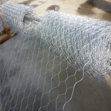 Factory price hexagonal woven gabion box wire mesh