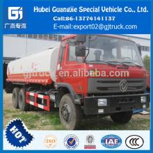 16000 Litros Dongfeng caminhão da água / 16cbm caminhão tanque de água / 15CBM caminhão-tanque de água / Old cabine tipo caminhão de transporte de água RHD / LHD