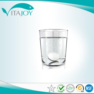 Fruit L-ascorbic acid vitamin C/VC effervescent tablet