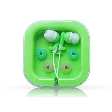 Bluetooth Earphone in Plastic Case
