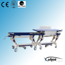Manual Flat Hospital Connecting Transfer Stretcher for Operation Room (XH-I-6)