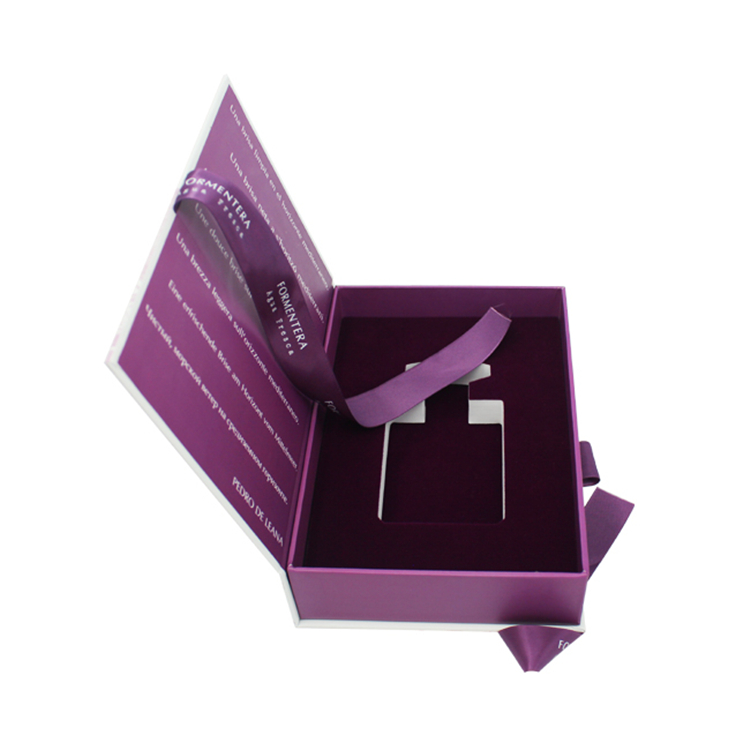 Wholesale Book Shaped Skin Care Products Box