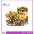 Toddlers Professional Plastic Educational Construction Snowflake Bricks Toy