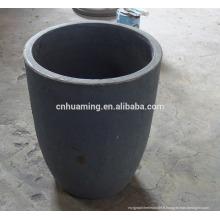 SHANDONG usine directe d'approvisionnement en graphite creuset pour fondre l'aluminium
