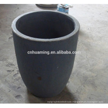 SHANDONG factory direct supply graphite crucible for melting aluminum